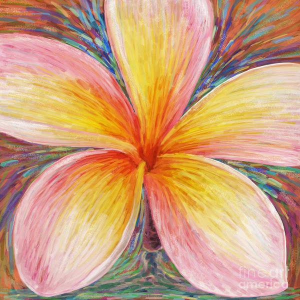 Smell Painting - Leelawadee by Atiketta Sangasaeng