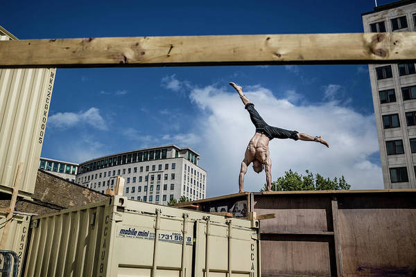 Southbank Photograph - Limbo Returns To The London by Miles Willis