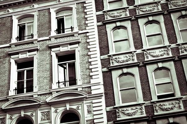 Multi-storey Wall Art - Photograph - London Architecture by Tom Gowanlock