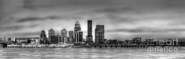 Wall Art - Photograph - Louisville Kentucky Skyline by Twenty Two North Photography