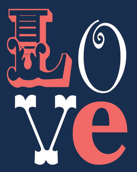 Create Painting - Love by Tamara Robinson