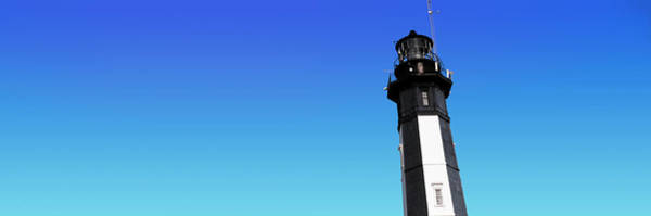 Virginia Lighthouse Photograph - Low Angle View Of Lighthouse, Cape by Panoramic Images