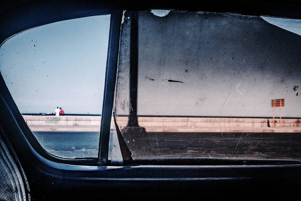 Passenger Photograph - Malecon by Andreas Bauer