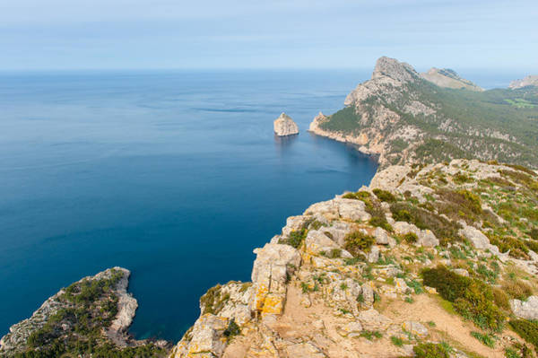 Photograph - Mallorca View by Gary Eason