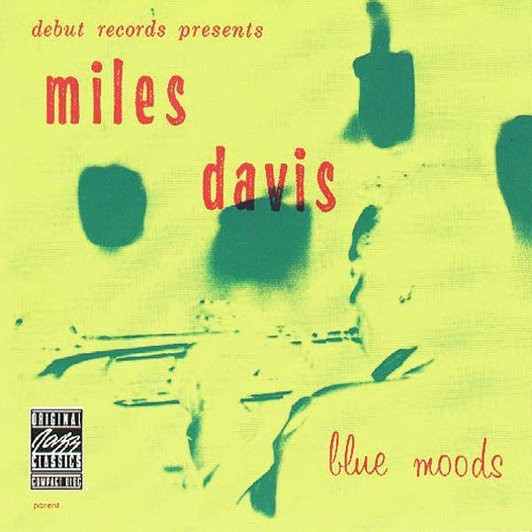 Wall Art - Digital Art - Miles Davis -  Blue Moods by Concord Music Group