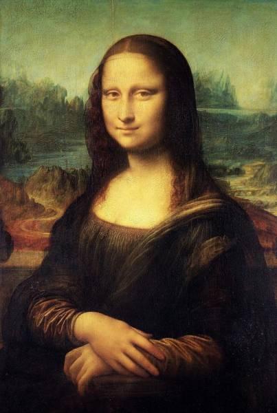 Painting - Mona Lisa  by Leonardo da Vinci