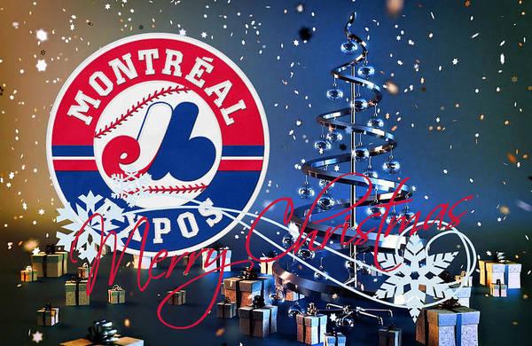Expo Wall Art - Photograph - Montreal Expos by Joe Hamilton