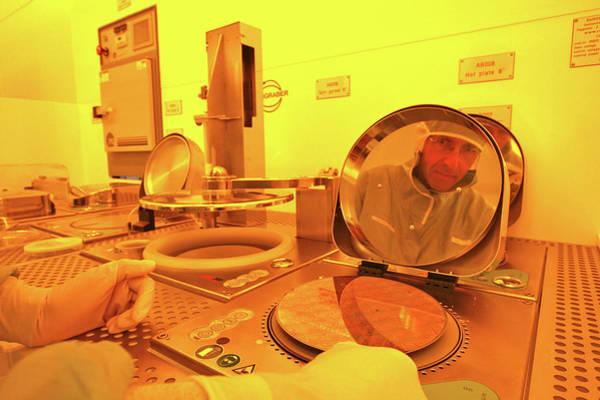 Nanotechnology Photograph - Nanotechnology Centre by Ibm Research