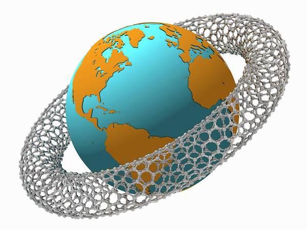 Nanotechnology Photograph - Nanotechnology by Laguna Design/science Photo Library