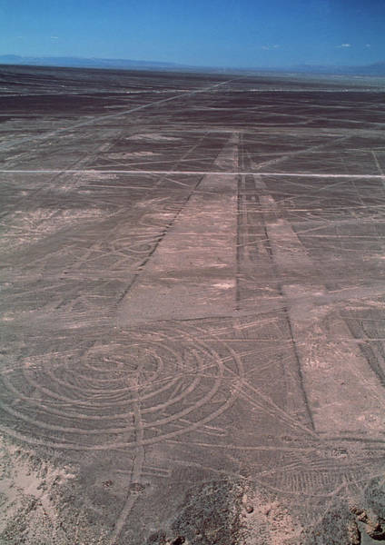 Wall Art - Photograph - Nazca Lines by David Nunuk/science Photo Library