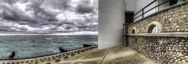 Wall Art - Photograph - Point Betsie Panorama by Twenty Two North Photography