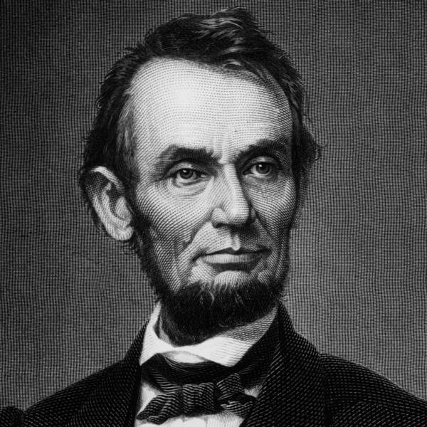 Circa Painting - President Abraham Lincoln by MotionAge Designs