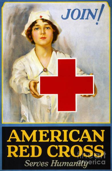 Membership Photograph - Red Cross Poster, C1917 by Granger