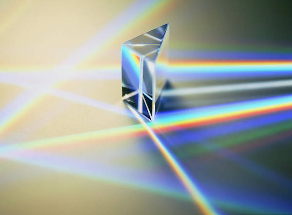 Photograph - Refraction by Lawrence Lawry