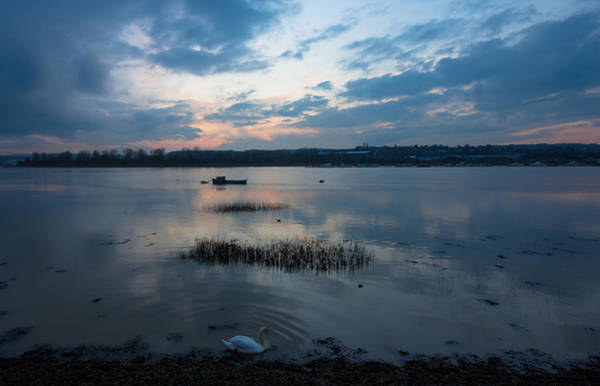 Medway Wall Art - Photograph - River Medway Sunset by Dawn OConnor