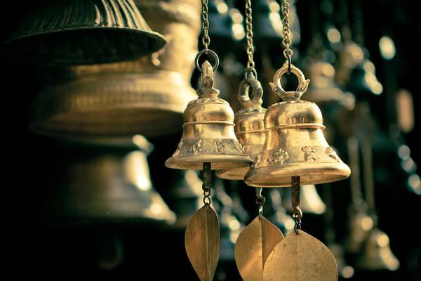 Photograph - Sacrificial Bells by Raimond Klavins