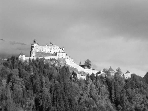 Photograph - Schloss Hohenwerfen by Joseph Hendrix