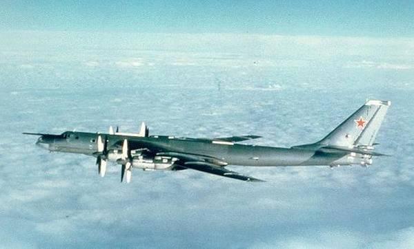 Wall Art - Photograph - Soviet Tupolev 95 Bear by L Brown