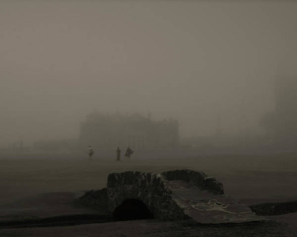Photograph - St Andrews, Scotland by Dom Furore