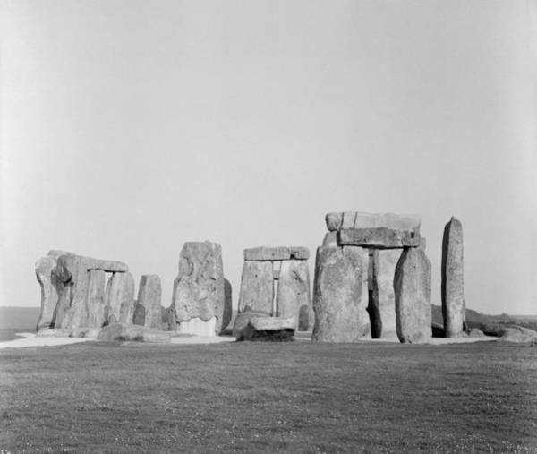 Stone Wall Art - Photograph - Stonehenge by Anonymous