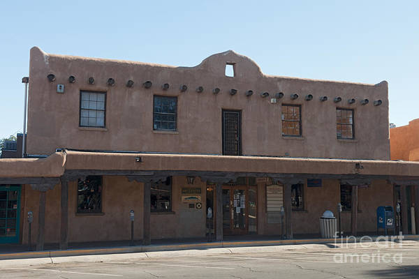 Photograph - Taos New Mexico by Fred Stearns