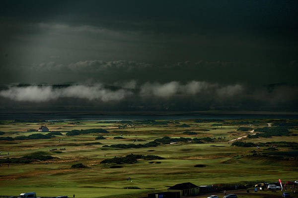 Photograph - The Old Course by Dom Furore