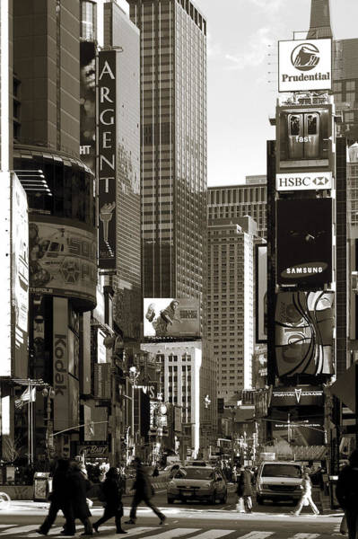 Photograph - Times Square by RicardMN Photography