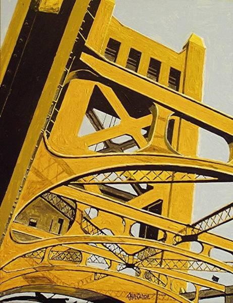 Tower Bridge Art Print by Paul Guyer