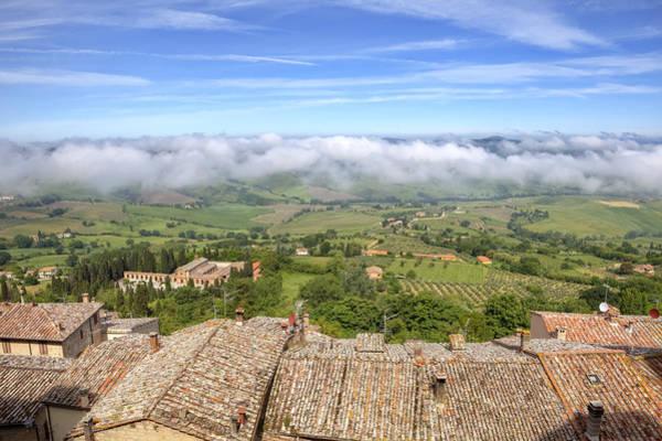 Siena Italy Photograph - Tuscany - Montepulciano by Joana Kruse