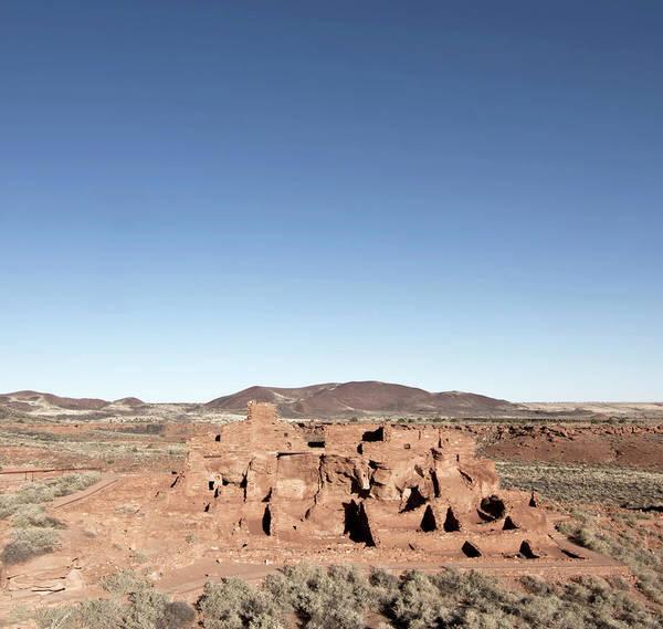 Wall Art - Photograph - Usa, Arizona Native American Ruins by Luc Novovitch