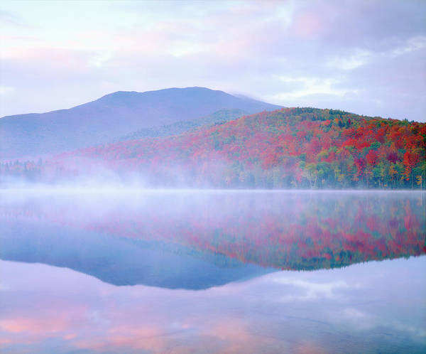 Adirondacks Photograph - Usa, New York, Adirondack Mountains by Jaynes Gallery