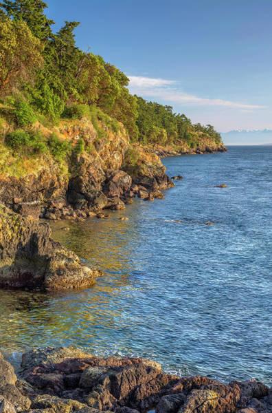 Douglas County Wall Art - Photograph - Usa, Washington State, San Juan Island by John Barger