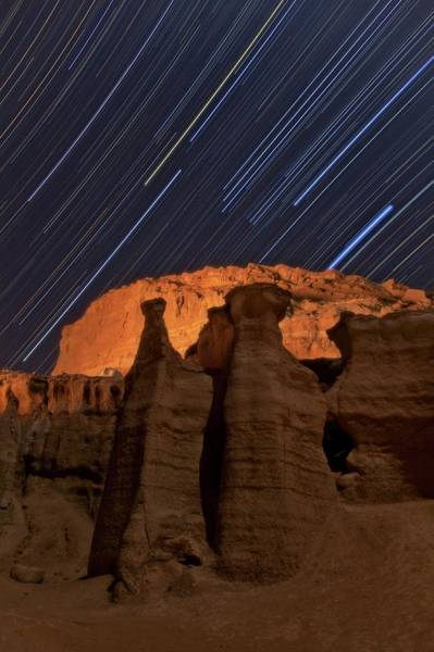Wall Art - Photograph - Valley Of The Stars by Babak Tafreshi/science Photo Library