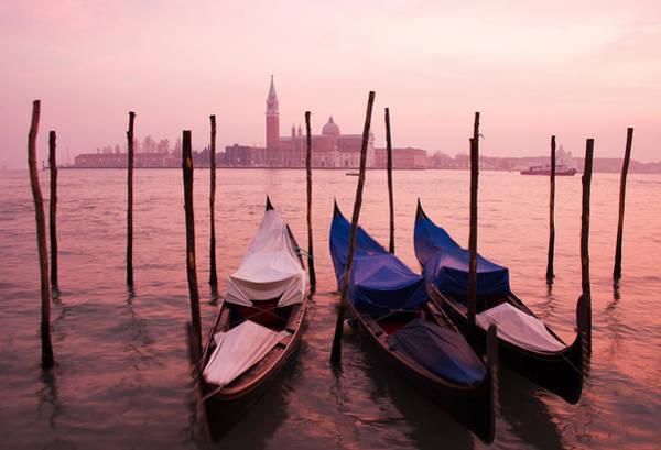 Wall Art - Photograph - Venetian Sunset by Ian Middleton
