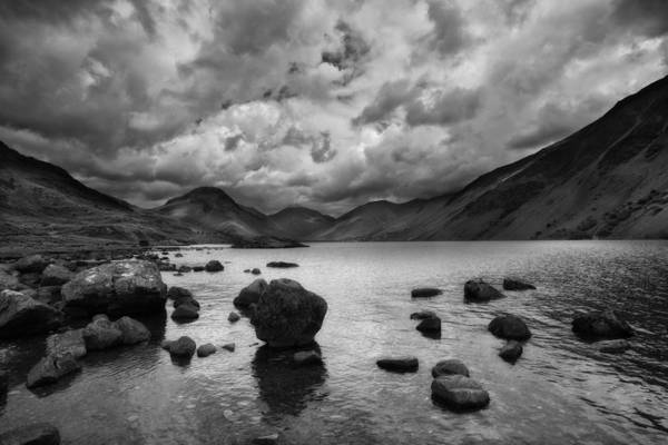 Wall Art - Photograph - Wastwater by Graham Moore