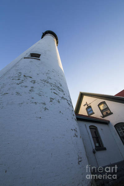 Wall Art - Photograph - Wind Point Lighthouse by Twenty Two North Photography