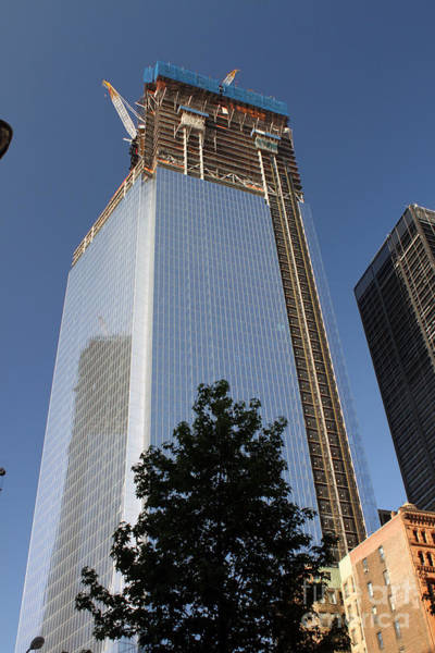 Photograph - 4 Wtc by Steven Spak