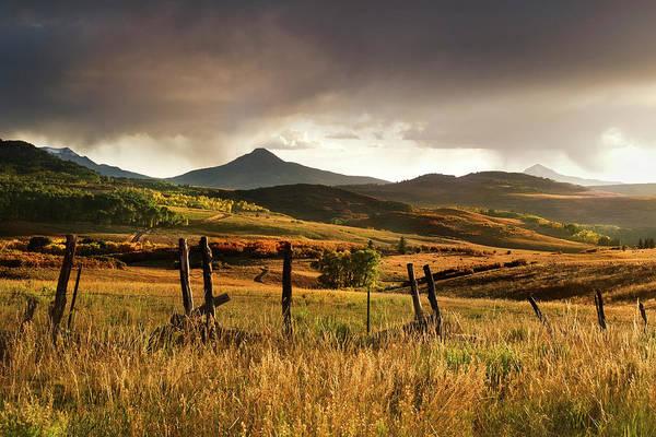 Barb Photograph - Usa, Colorado, San Juan Mountains by Jaynes Gallery