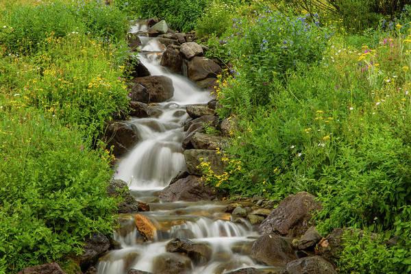 Usa, Colorado, San Juan Mountains Art Print