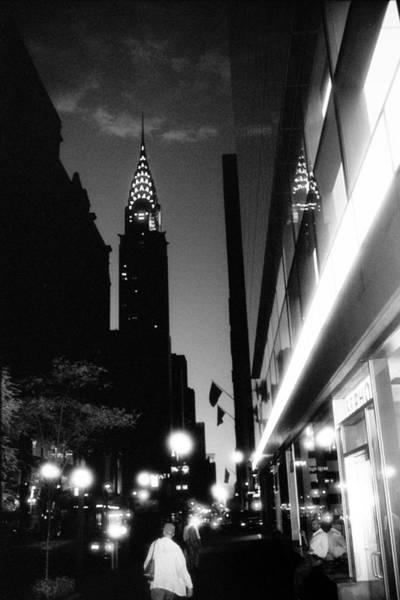 Photograph - 42nd-street-dawn by Dave Beckerman