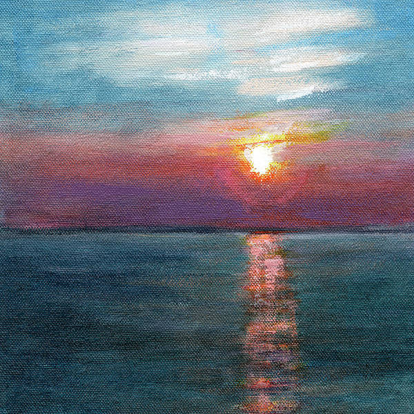 Relaxing Painting - Rcnpaintings.com by Chris N Rohrbach