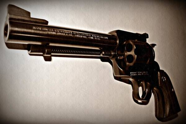 Photograph - 44 Magnum by David Dehner