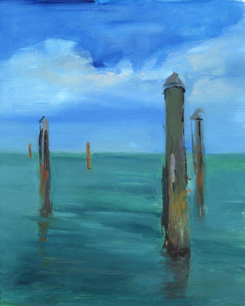 West Bay Painting - Rcnpaintings.com by Chris N Rohrbach