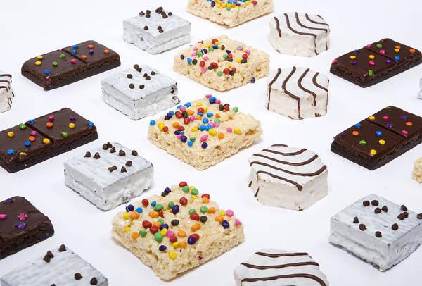 Zebra Cake Wall Art - Photograph - Junk Food by JP Tripp