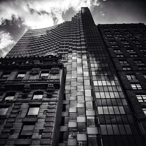 Wall Art - Photograph - 452 Fifth Ave. Bldg. - Ny ... With The by Joel Lopez