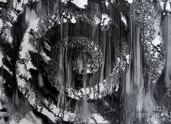 Painting - Wheel by Tamal Sen Sharma