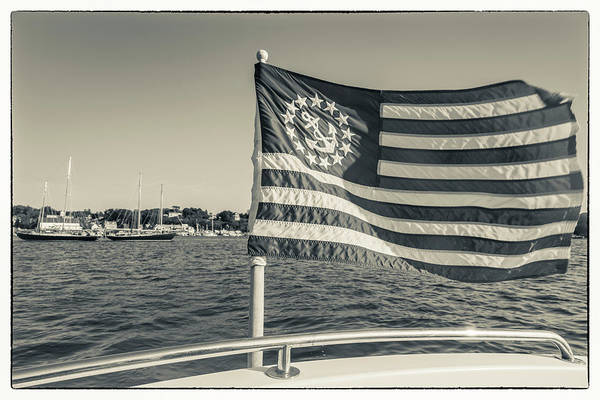 Wall Art - Photograph - Usa, Massachusetts, Cape Ann by Walter Bibikow