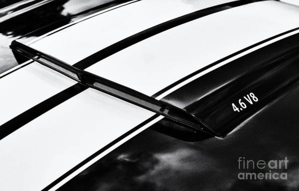 Wall Art - Photograph - 4.6 V8 by Tim Gainey