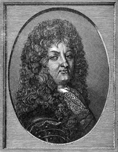 Wall Art - Painting - Louis Xiv (1638-1715) by Granger