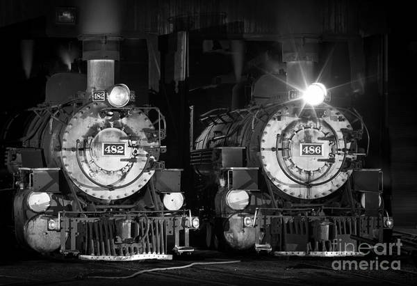 Silverton Photograph - 482 And 486 by Inge Johnsson
